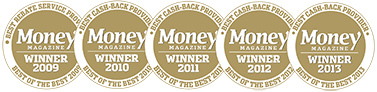YourShare - Money Magazines Best Cash-Back Service 2009,2010 & 2011